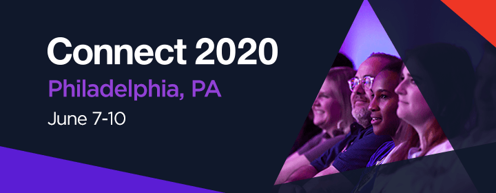 Connect 2020 | Philadelphia, PA | June 7-10