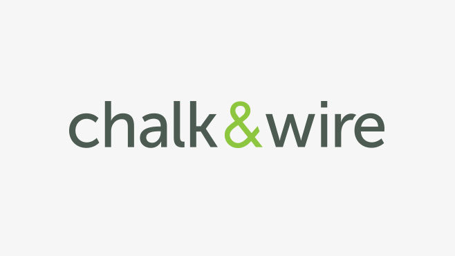 Chalk & Wire Logo