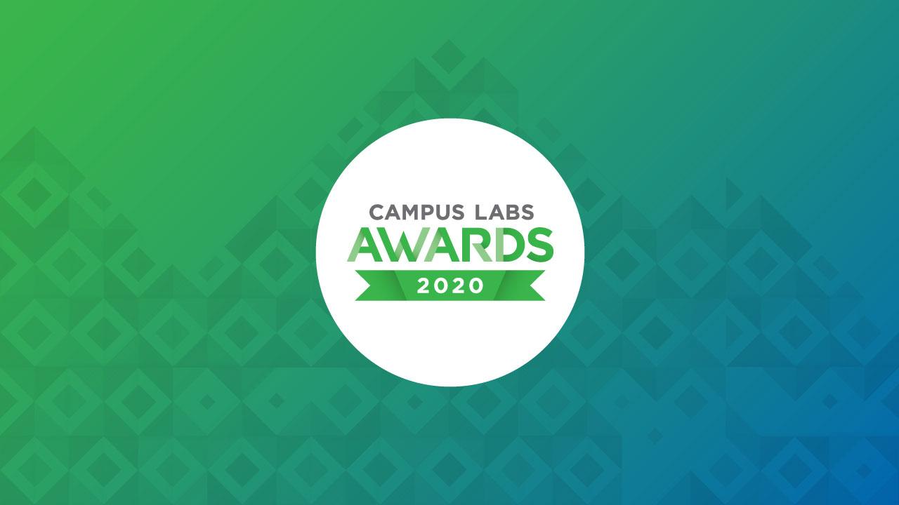 Campus Labs Awards 2020