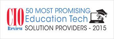 50 Most Promising Logo