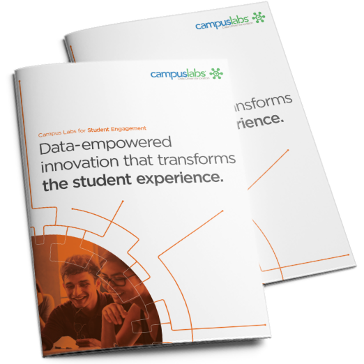 Student Engagement Brochure