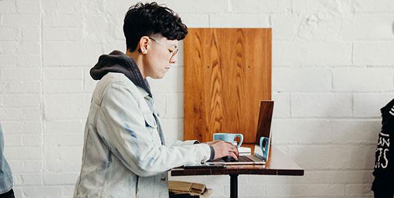Taking organization registration and training online