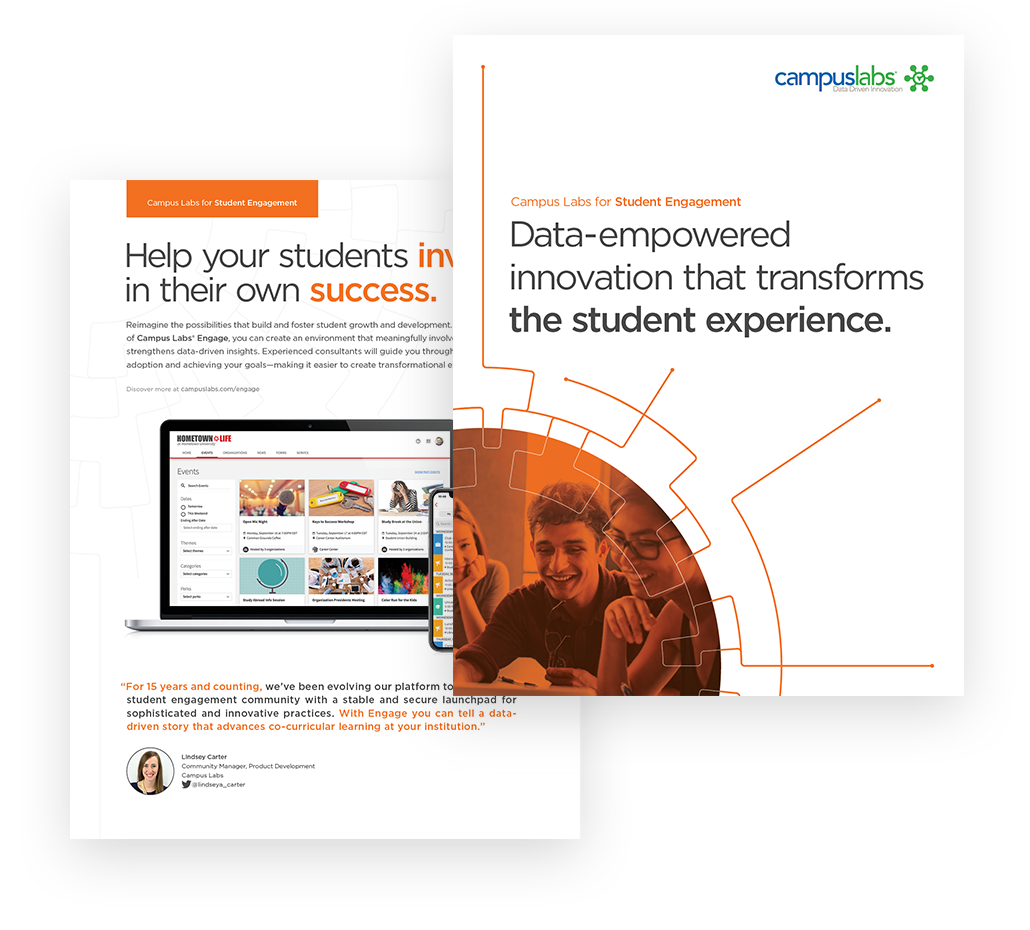Student Engagement Overview PDF